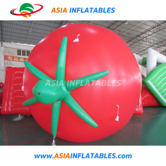 Cartoon Inflatable Helium Fruit Balloon with Full Digital Printing pictures & photos