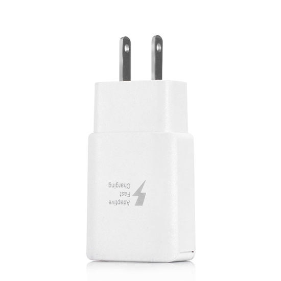 High Quality Mobile Phone Rapid Adapter Adaptive Fast Wall Charger for Samsung S10