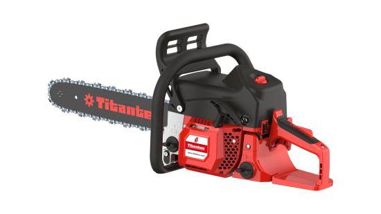 Titantec New Design Gasoline Chain Saw TT-CS4100 with EU V Approved