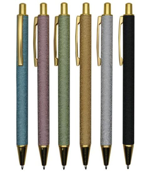 2019 Newest Popular Metal Ball Pen with Customized Logo