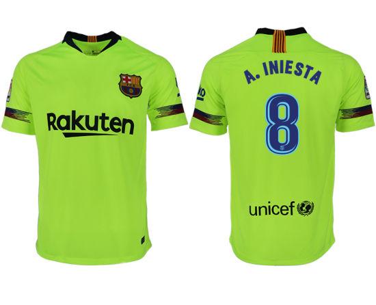 buy popular 6056a 4cd97 China 2019 Barcelona Soccer Jerseys Barca Messi Football ...