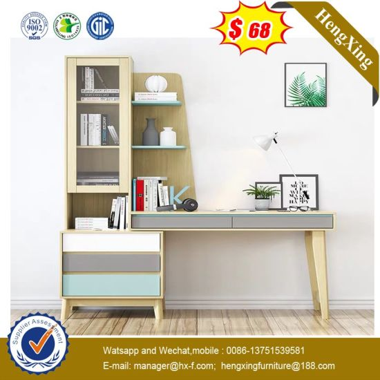 Modern MDF Wooden Home Kids Children Student Computer Study Table pictures & photos