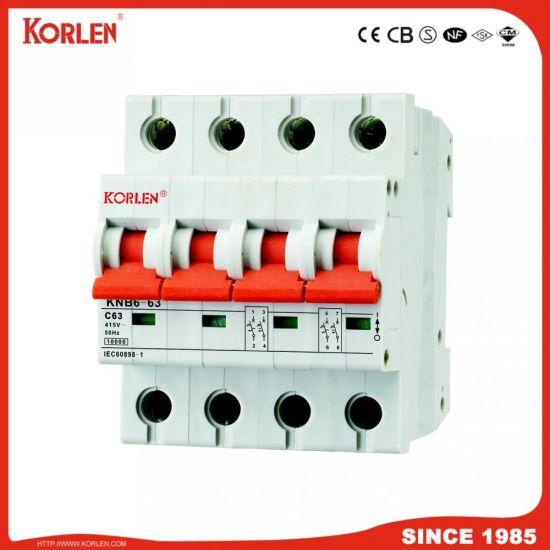 Pleasant China Miniature Circuit Breaker L7 Type Mcb 1A 63A Mcb 10Ka Iec60898 Wiring Digital Resources Funapmognl