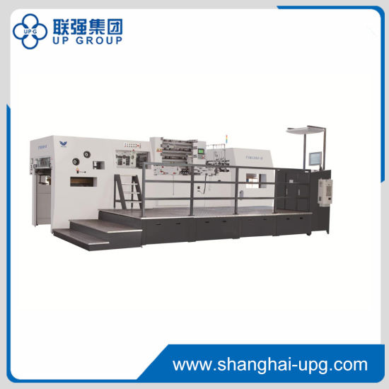 Automatic Foil Stamping and Die Cutting Machine (TYM1300-H)