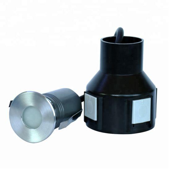 1W/3W Outdoor LED Mini Garden Floor Light