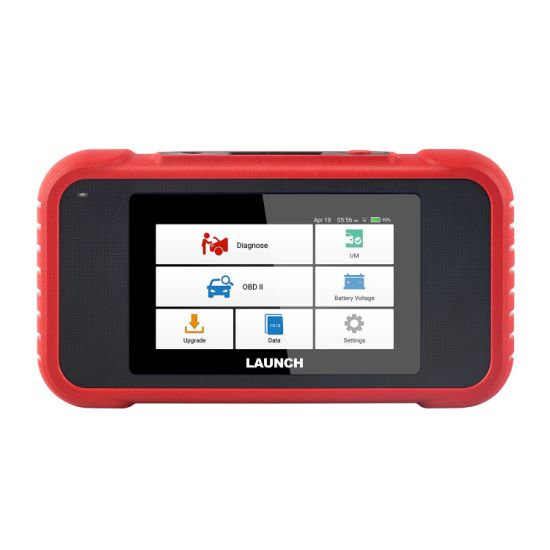 Launch Creader Crp123e Code Reader Scanner Support Eng/ABS/SRS/at Crp 123e Diagnostic Tool Free Update
