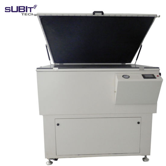Full-Auto Touch Screen Hight Precision Screen Printing Exposure Machine pictures & photos