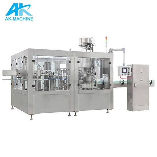 Automatic Mineral Water Juice Drink Filling Machine/Drinking Water Bottling Machine/Mineral Water Production Line Plant Price Cost