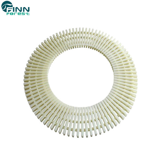 Anti-Slip Reinforced Step ABS Material Swimming Pool Gutter Grating