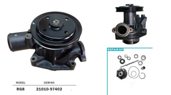 Engine Water Pump Part Nissan Rg8 pictures & photos