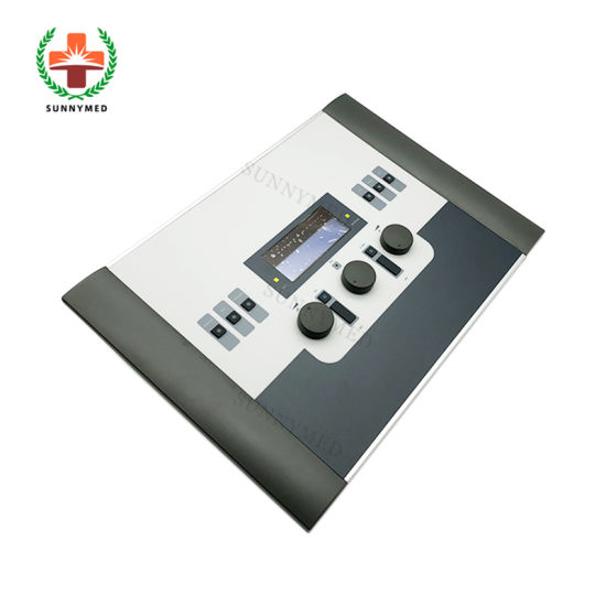 Sy-G055 Medical Ear Diagnostic Hearing Test Equipment Portable Acumeter