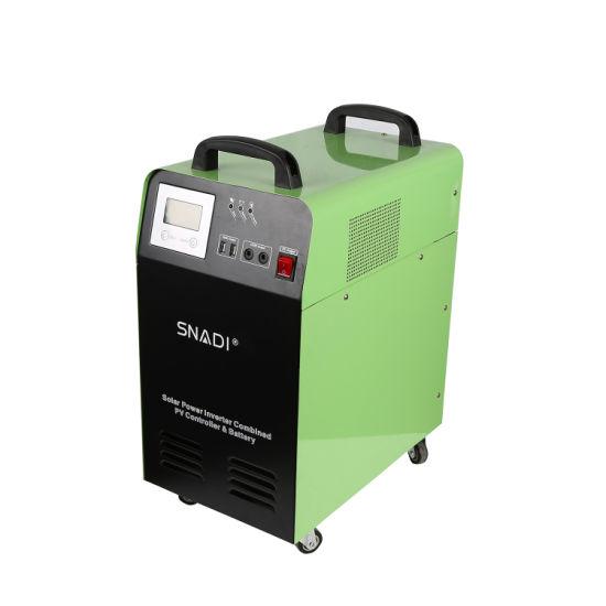 500W/1000W/1500W Solar DC AC Power System for Solar Power Lighting System Home