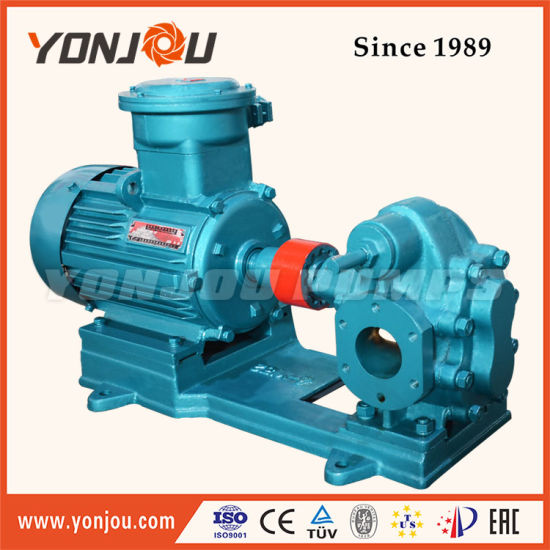 KCB33 3 Electric Transfer Lube Waste Olive Crude Diesel Petrol Gasoline  Biodiesel Petroleum Fuel Gear Oil Pump