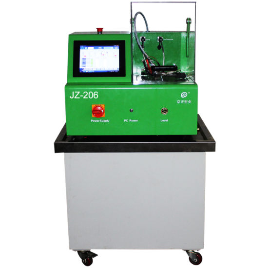 Diesel System Common Rail Injector Test Bench