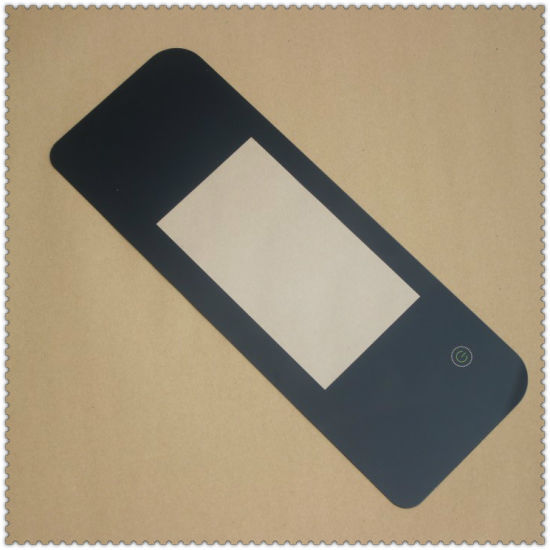 Customized Home Appliance Touch Control Elctric Glass Panel