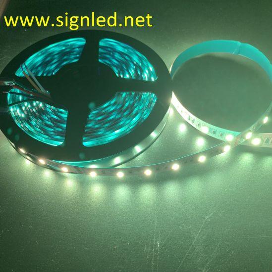 Rgbww LED Strip 5050 24V 30/60/96 LEDs 4-in-1 RGBW LED Strip
