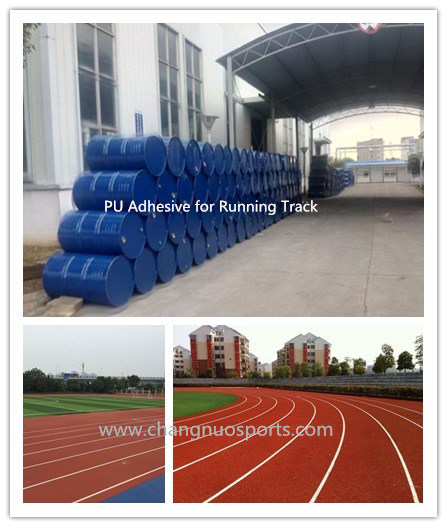One Component PU Polyureathane Binder for Running Track Primer