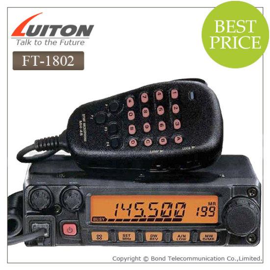 Yaesu Ft-1802 Taxi Radio