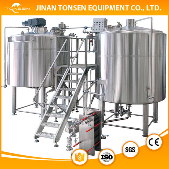 Hot Sale Micro Brewery 1500L Beer Equipment pictures & photos