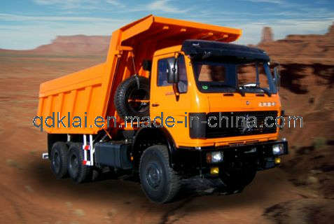 Beiben Mercedes-Benz Technology 6X4 Dump Truck for Sale pictures & photos