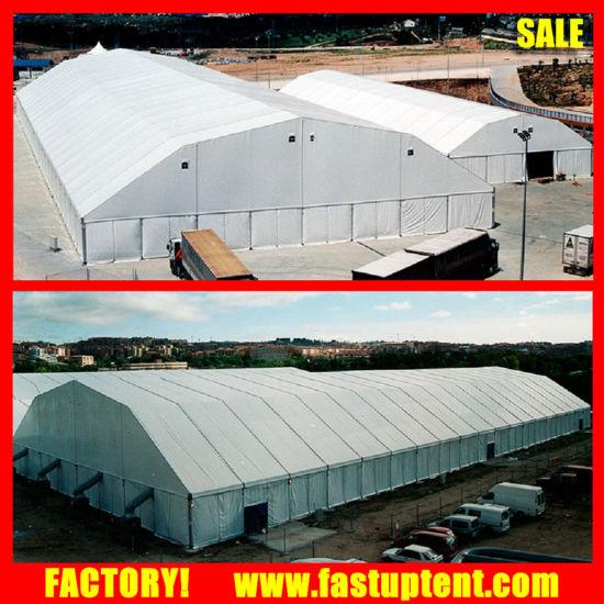 Outdoor Temporary Storage Polygonal Marquee Warehouse Tent & China Outdoor Temporary Storage Polygonal Marquee Warehouse Tent ...