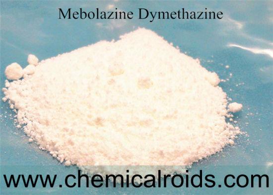 China Buy Mebalozine Dymethazine Dmz Raw Powder - China Buy