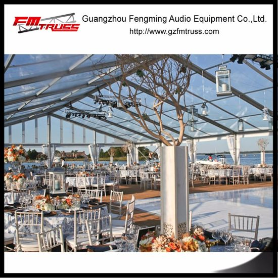 Customized Outdoor Aluminum Luxury Clear Span Party Tent for Wedding Party Exhibition Event pictures & photos