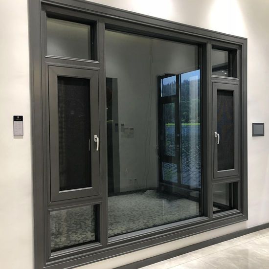 Aluminum Alloy Casement Window Latest in Indian Style Designs Simple House Grill India Gril Design Window
