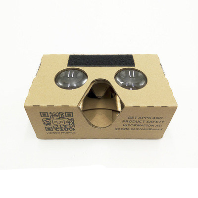 High Quality Google Cardboard 3D Vr Glass V3 Custom Printing pictures & photos