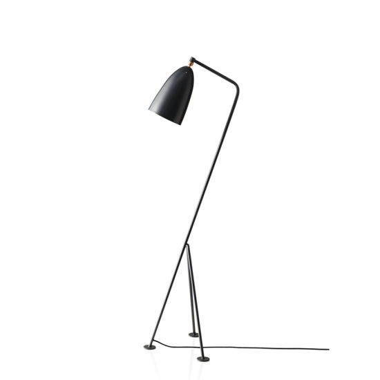 China Fancy Modern Stand Floor Lamp Metal Standing Lighting Tripod