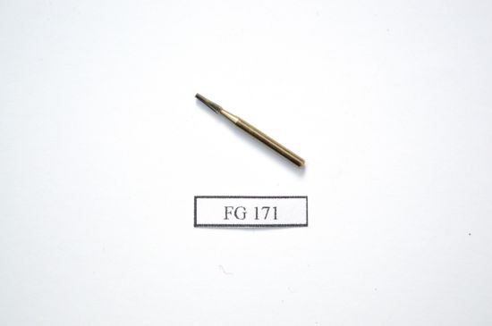 China Fg 169 Series Taper Dental Tungsten Carbide Burs