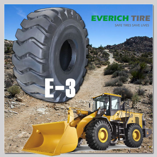 OTR Tyre/ off-The-Road Tyre/Best OE Supplier for XCMG T17 pictures & photos