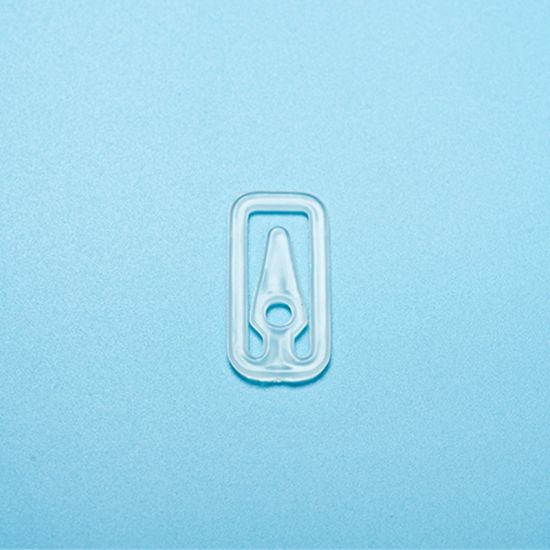 Transparent Clothes Packing Clips for Shirts (CD019-3)