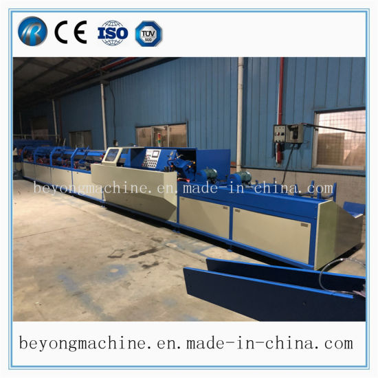 Full Automatic Tube Cutting Feeding Metal Disk Saw Pipe Cold Cutter Machine (MC-400CNC-ML)