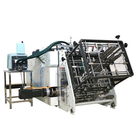 Full Auto Extendable Conveyor Box Erecting Machine L800-a
