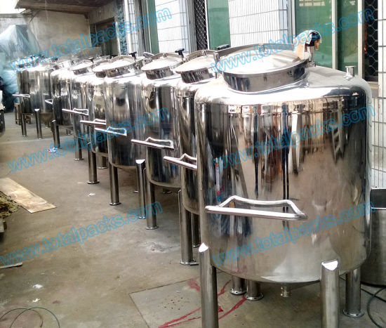 Storage Tank for Shampoo (ACC-140) pictures & photos