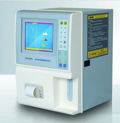 Blood Chemistry Analyzer / Hematology Analyzer / Blood Cell Counter Xfa6100