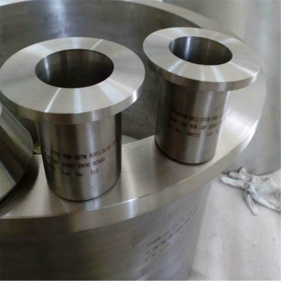 Polished Stainless Steel Flange pictures & photos