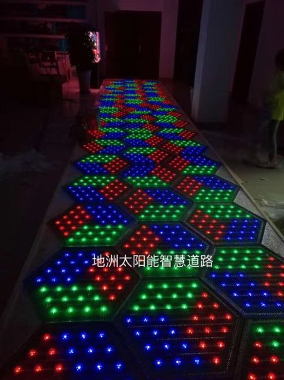 IP68 Energy-Saving Outdoor LED Smart Solar Brick pictures & photos