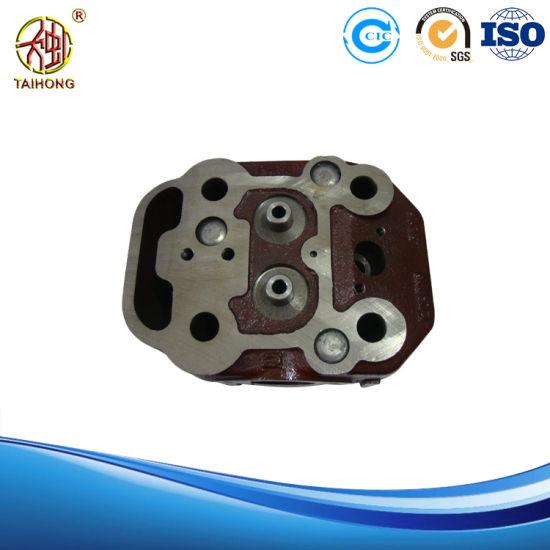 China R180 Diesel Engine Spare Parts Cylinder Head on Sale