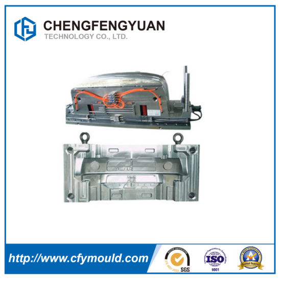 China Manufature High Quality Aluminium Die Casting Plastic Injection Mould pictures & photos