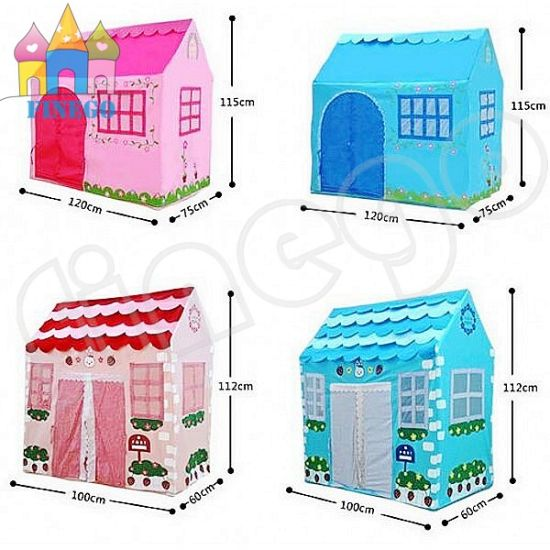 Princess Teepee Play Garden Doll House Kids Girl Tent Playhouse pictures & photos