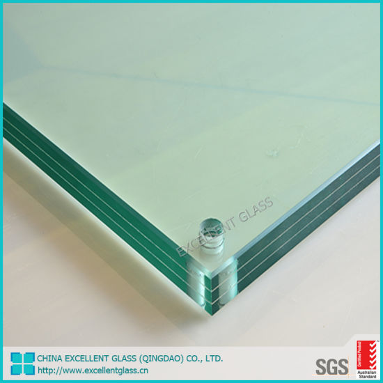 Customized Tempered Laminating Glass for Balustrade Glass Safety Glass