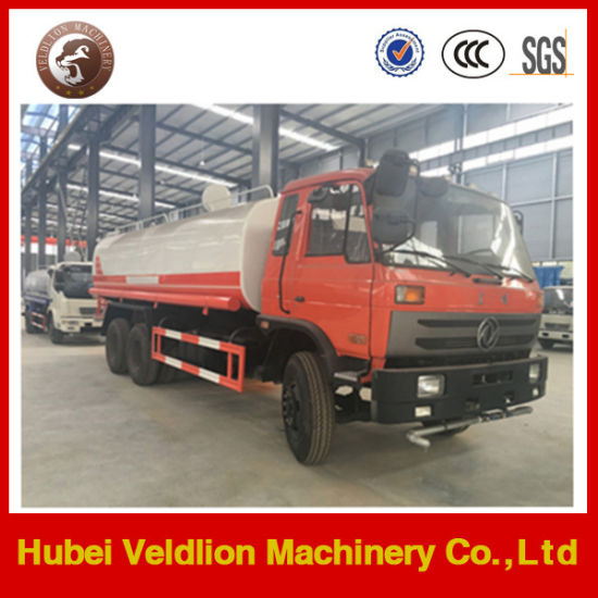 20000 Liters Water Tank Truck, 304 Stainless Steel Water Tanker pictures & photos