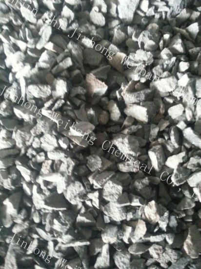 Grey Block Calcium Carbide for Industrial Grade pictures & photos