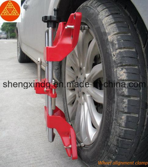 China Car Auto Vehicle 11 to 30 Inch Wheel Alignment Wheel Aligner