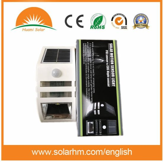 (Hm-0505CB) Garden/Home/Stair Mini Solar Wall Light pictures & photos