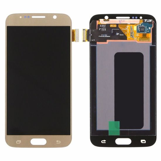 Full Completed LCD Screen Display+Touch Digitizer Screen for Samsung Galaxy S6 G920 G920A G920I G920t G920f G9200 LCD Touch Screen pictures & photos