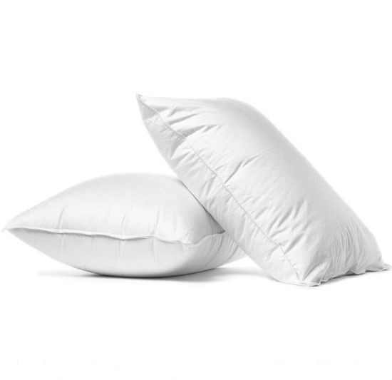 Quality Luxury White Feather Down Cushion Inner Insert Pad All Sizes CM