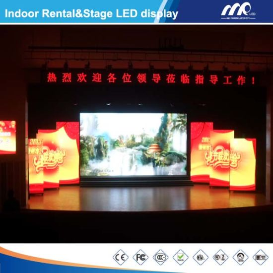 P7.62 Full Color Stages or Event LED Display pictures & photos